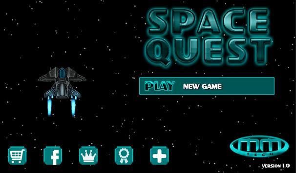 SpaceQuest RPG apk screenshot
