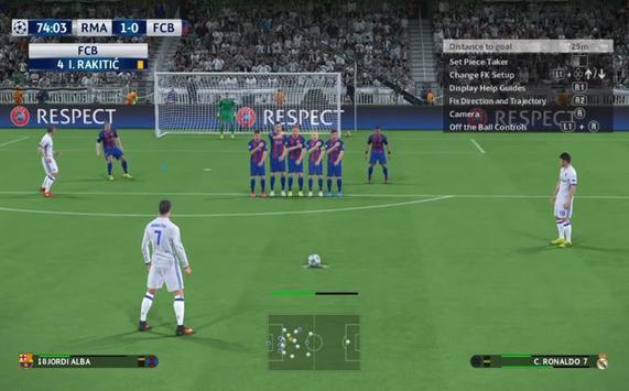 Ultimate PES 2017 Guide apk screenshot