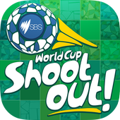 SBS World Cup Shoot Out icon