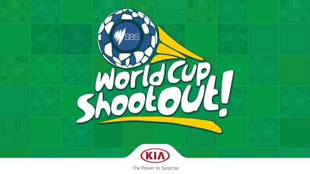 SBS World Cup Shoot Out poster