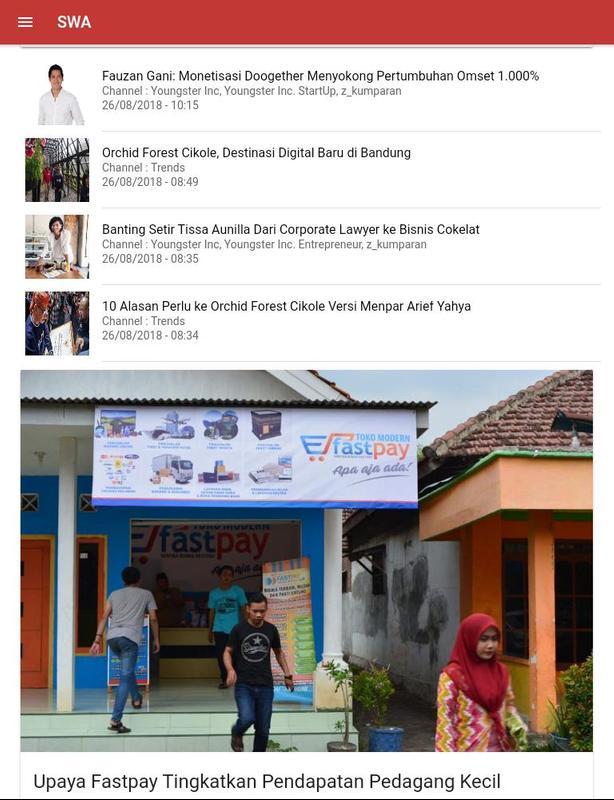 Download majalah swa.