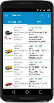 MNK Fleet Tracker apk screenshot