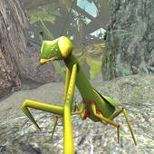 Praying Mantis Simulator 3D icon