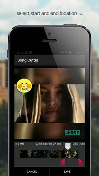 Song Cutter screenshot 2