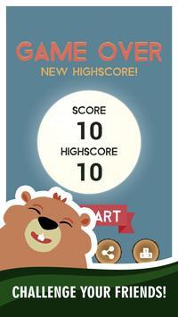 Dustin Beaver - Arcade Pong apk screenshot