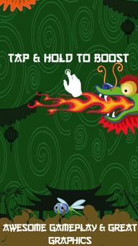 Dragon Fly Up - Avoid Fire apk screenshot