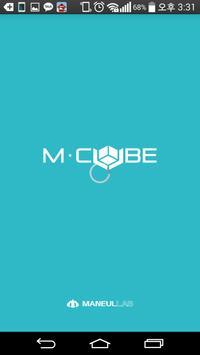M.Cube Advanced poster