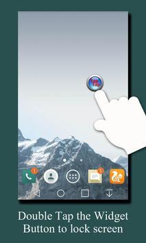 Double Tap Lock/Unlock Screen screenshot 2