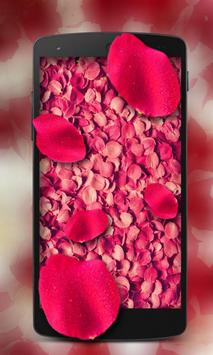 Falling Petals Live Wallpaper apk screenshot