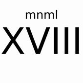 mnml 18 of 25 icon