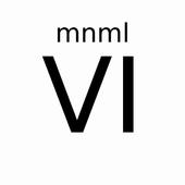 mnml 6 of 25 icon