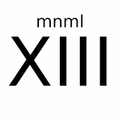 mnml 13 of 25 icon