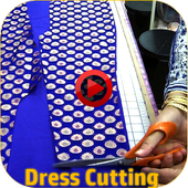 New Dress Cutting Techniques icon