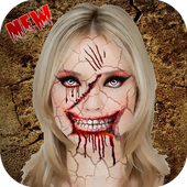 Zombie Photo Face Editor icon
