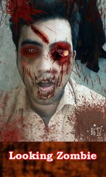 Zombie Photo Face Editor screenshot 1
