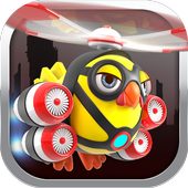 Chicken Copter Hero icon
