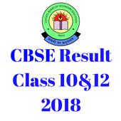 CBSE Result Class 10 & 12 2018 icon