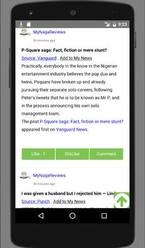 MyNaijaReviews apk screenshot