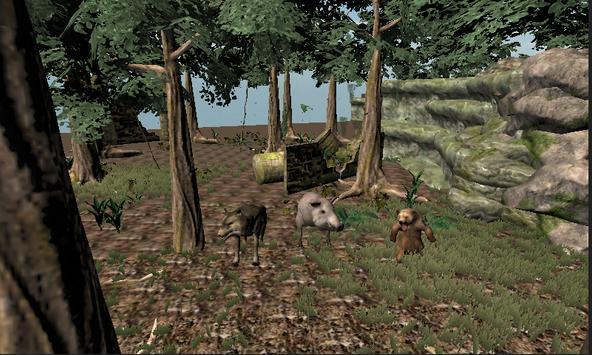 Wild animals hunting - Bear & Wolf Hunting Shooter screenshot 2