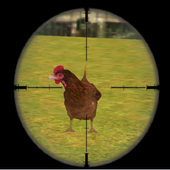 Screaming Chicken Hunt 2018 icon