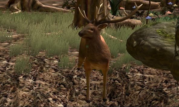 Wild Big Buck Hunter Sniper Rush Shooter 2 poster