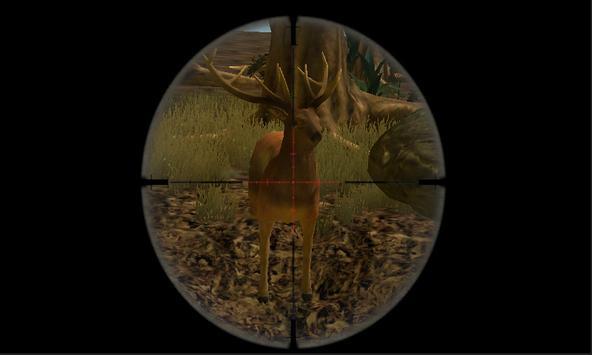 Wild Big Buck Hunter Sniper Rush Shooter 2 apk screenshot