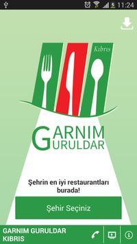 Garnım Guruldar Kıbrıs poster