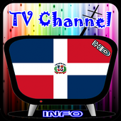 Info TV Channel Dominican HD icon