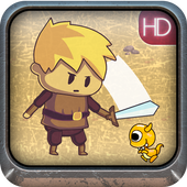 Knight Run Adventure Game - HD icon
