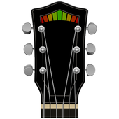 Simple Guitar Tuner icon