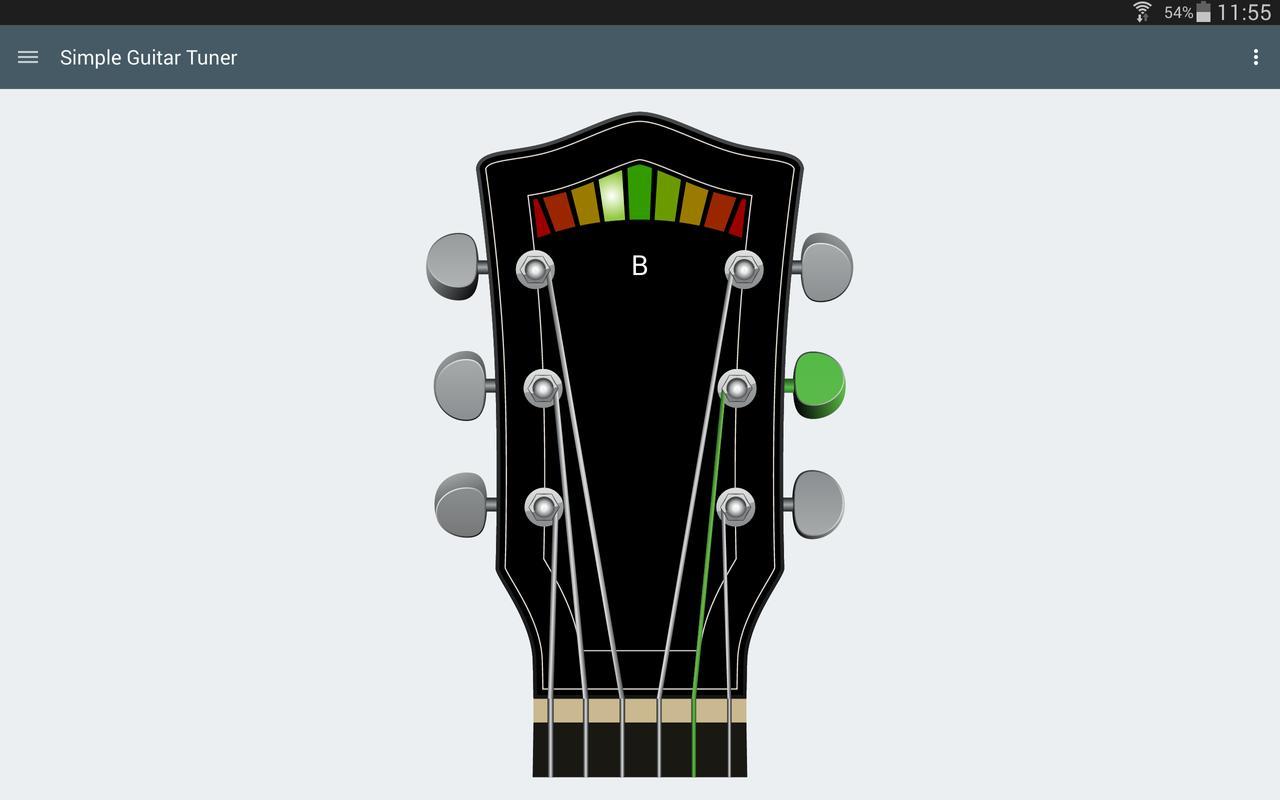 simple guitar tuner for android apk download. Black Bedroom Furniture Sets. Home Design Ideas