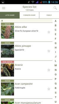 ArbolApp apk screenshot