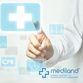 Mediland icon