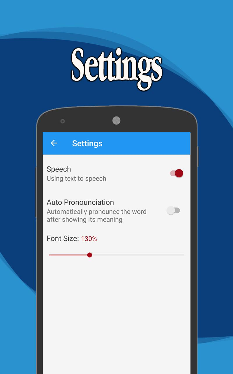 English Dictionary - learning english easy 📘 for Android