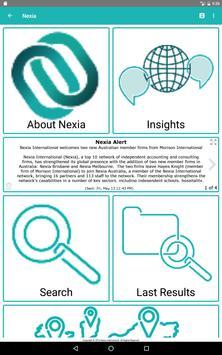 Nexia Directory apk screenshot