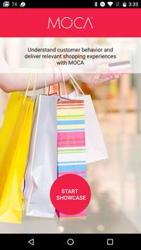 MOCA Retail Showcase poster