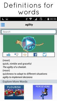 illustrate - Video Dictionary apk screenshot