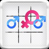 OXO - Guerra de Sexos icon
