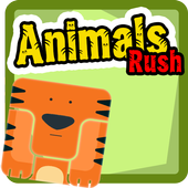 Animals Rush icon
