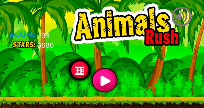 Animals Rush screenshot 3