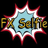 FX Selfie - Sticker Hipster icon