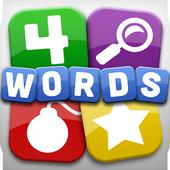 4 Words icon