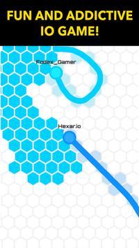 Hexar.io - #1 in IO Games apk screenshot