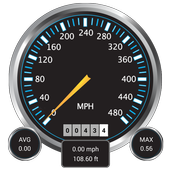 Speed Meter GPS icon