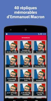 Macron Great Again Soundboard poster