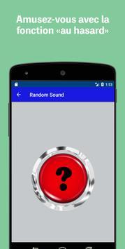 Mélenchon Punchline Soundboard apk screenshot