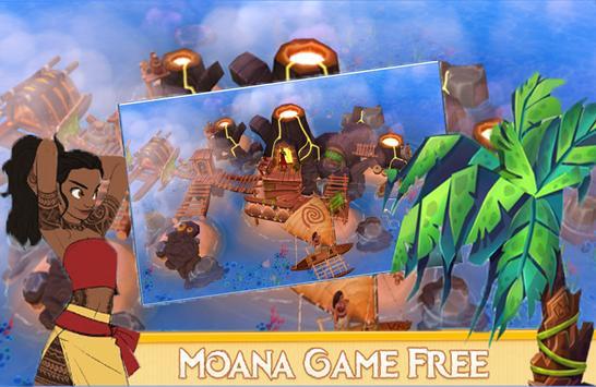 Princess Vaiana Oceania Island screenshot 1
