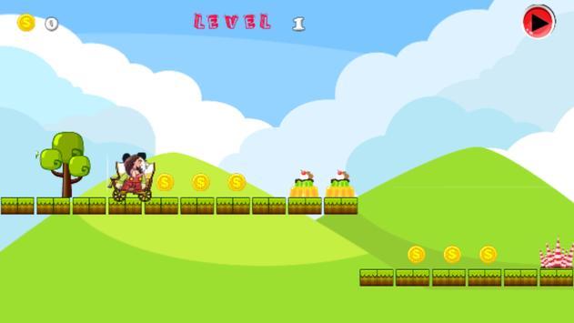 Adventure Moa Princess Girl apk screenshot