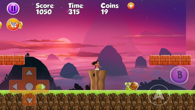 Little Girls Jungle Island screenshot 1