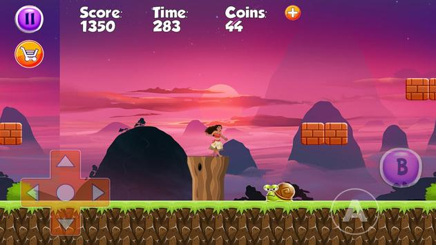 Little Girls Jungle Island screenshot 7